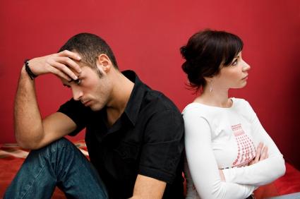 Angry Man&Woman